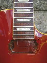 Rightly Or Wrongly Many Les Paul Fanatics Are Convinced That The Long Tenon Neck Joint Gibson Used On Its 1950s Models Is Fundamental To Tone And