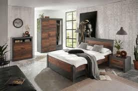 home affaire schlafzimmer set set einzelbett mit holzkopfteil bettschubkasten nachtkommode kleiderschrank 3 trg kommode in