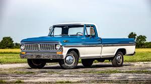 100 F100 Ford Truck 1970 Ranger XLT Pickup K5 Davenport 2019