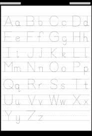 Tracing – Letter Tracing FREE Printable Worksheets – Worksheetfun