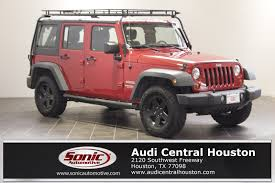 100 Houston Craigslist Cars And Trucks By Owner Jeep Wrangler For Sale In TX 77002 Autotrader