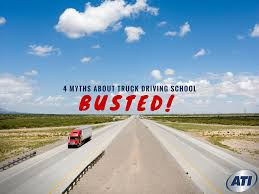 Truck Driving School Myths - Advanced Technology Institute Professional Truck Driver Institute Home Ideal Driving School Lessons Schools Twoomba Cr England Career Premier Programs Western Toronto Resume Sample And Complete Guide 20 Examples How Teslas Semi Will Dramatically Alter The Trucking Industry Advance Youtube United States Commercial Drivers License Traing Wikipedia Advanced Traing Local Service 4 Photos Facebook For Central Valley