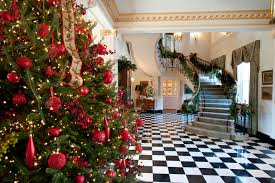 Tennessee Governor Residence Holiday Decorating