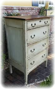 Rustic Painted Dresser SOLD Distressed Antique Shabby Chic 17