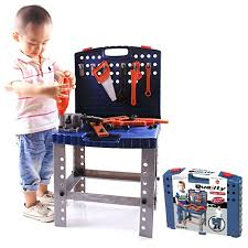 tool boxes children kids super multifunctional puzzle plastic