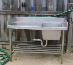 Stainless Steel Fish Cleaning Station With Sink by 11 Fish Cleaning Table With Sink Fish Cleaning Station