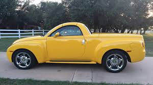 100 Chevy Hot Rod Truck Chevrolet SSR Pickup Mashup Hagerty Articles