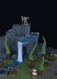 3d Dungeon Tiles Kickstarter by Interesting Terrain Now On Kickstarter From Hyground Tiles