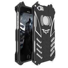 R just For iphone 5 case Heavy Duty Protection metal BATMAN phone