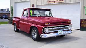 EXCLUSIVE: 1966 Chevrolet C-10 Step Side
