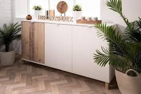 bmg möbel kommode menorca sideboard kommode anrichte wohnzimmer esszimmer modern design kaufen otto