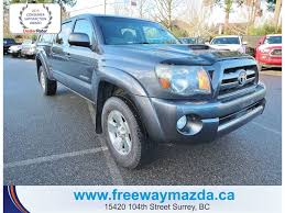 100 Used Toyota Tacoma Trucks For Sale PreOwned 2009 TRD SPORTV6BACKUP CAMERACANOPY Truck