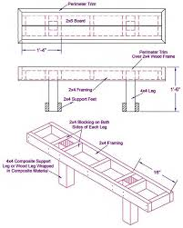 build deck storage bench seat complete woodworking catalogues