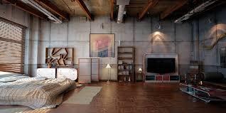 Awesome Studio Loft Apartment Tumblr Contemporary