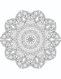 Mandala Coloring Books Pdf Spectacular Adult Book