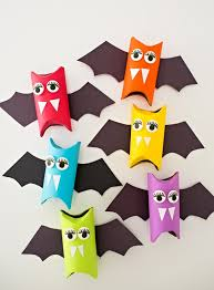 What Are Your Favorite Bat Crafts Check Out More Creative Halloween Ideas For Kids