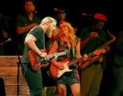 Tedeschi Trucks Band's Versatile Performance Takes Crowd On Wild ... Tedeschi Trucks Band Wheels Of Soul Tour Coming To Tuesdays In The Free Webcast Feb 20 And 21 Telecaster Guitar Derek Susan Performs At Made Up Mind New Studio Album From Ttb Leads A Hot Roll Michigan Blondie Oar Rock 2018 Meijer Gardens Revelator Amazoncom Music The West Coast Plays Seattle Los Preachin Blues With Warren Haynes Youtube Review Sharon Jones Dap Kings Pollstar