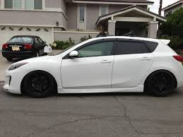 Hellaflush Aggressive fitment thread 2004 to 2016 Mazda 3 Forum
