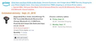 Deal Alert] Anker's New Amazon Promos Include Roav FM ... 25 Off Code Amazon Discount Codes Aug 2019 Finder Uk Promotional Claim And Amazon Coupon July 2013 Ign Deals On Twitter 50 Nintendo Eshop Gift Card For How To Create Onetime Use Coupon Codes Product Promotions Generator 2017 Full X32x64 Multi6 Amazonca Free Shipping Zpizza Coupons Cary Nc Track An Code After A Launch Pages 1 6 Text Version Fliphtml5 The Sleep Store Cell Phone Sale Amazonin Books Xoom In Coupons Offers Upto 80 Off Best Products Sep Find Online Massive Savings Check One