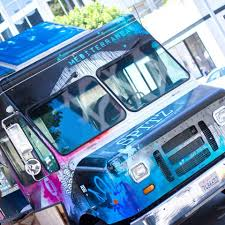 100 Food Trucks In Santa Monica Truck Lot Home Facebook