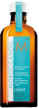 Moroccanoil Light Oil Treatment Reviews