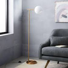 West Elm Overarching Floor Lamp Instructions by Staggered Glass Floor Lamp West Elm Au