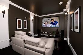 Home Theater Room Colors Ideas