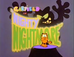 Garfields Halloween Adventure Dvd by Nighty Nightmare Garfield Wiki Fandom Powered By Wikia