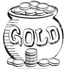 st patrick s day pot of gold clip art