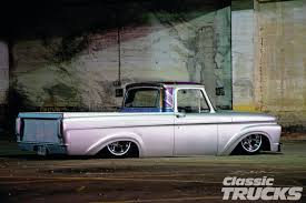 1961 Ford F-100 Unibody - Ryno's Ride - Hot Rod Network