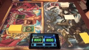 yugioh bakura character deck yugi muto vs yami bakura character deck duel