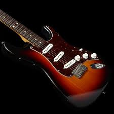 Fender John Mayer Signature Stratocaster In 3 Colour Sunburst Pre Owned