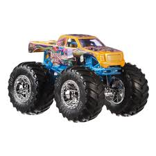 Hot Wheels Monster Trucks Die-Cast Vehicle (Styles May Vary ...