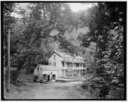 100 Sleepy Hollow House Rip Van Winkle Catskill Mts NY PICRYL