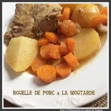 cuisiner rouelle de porc en cocotte minute rouelle de porc pommes de terre carottes à la moutarde au cookeo ou