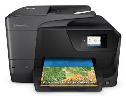 HP OfficeJet Pro 8710 All In One Color Printer