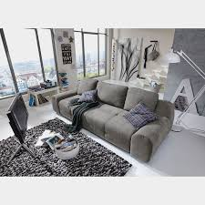 loftscape big sofa macacona grau microfaser