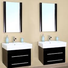 46 Inch Bathroom Vanity Without Top by Bathroom Black Wooden Vanities Without Tops With Double