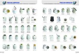 source different types of light bulb sockets different types of