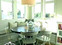 Booth Seating Dining Room Banquette Table Furniture