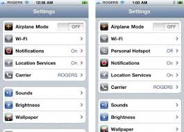 How to troubleshoot a missing Personal Hotspot setting in iOS 5 CNET