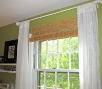 No Drill Curtain Rods Ikea by Window Treatment Ideas For Living Room Dividing Curtains Divider