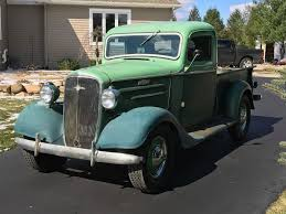 Awesome All Original 1936 Chevrolet Pickups, Rust Free With Patina ... 1936 Chevrolet One Ton Truck Stock A108 For Sale Near Cornelius Pickup Gateway Classic Cars 983chi 2115193 Hemmings Motor News Chevy Photos Images Alamy Castle Rock Colorado 80104 Rotting In Style 15 The Random Automotive 12 Pick Up Valenti Classics See Video Survivor Match 35 37 38 39 Older Restoration Pickups Vintage Fast Lane Hot Rod For Sale Rat Chopped Branson Auction And Collector Car