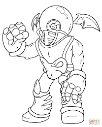 Click The Skylanders Giants Eye Brawl Coloring Pages To View Printable