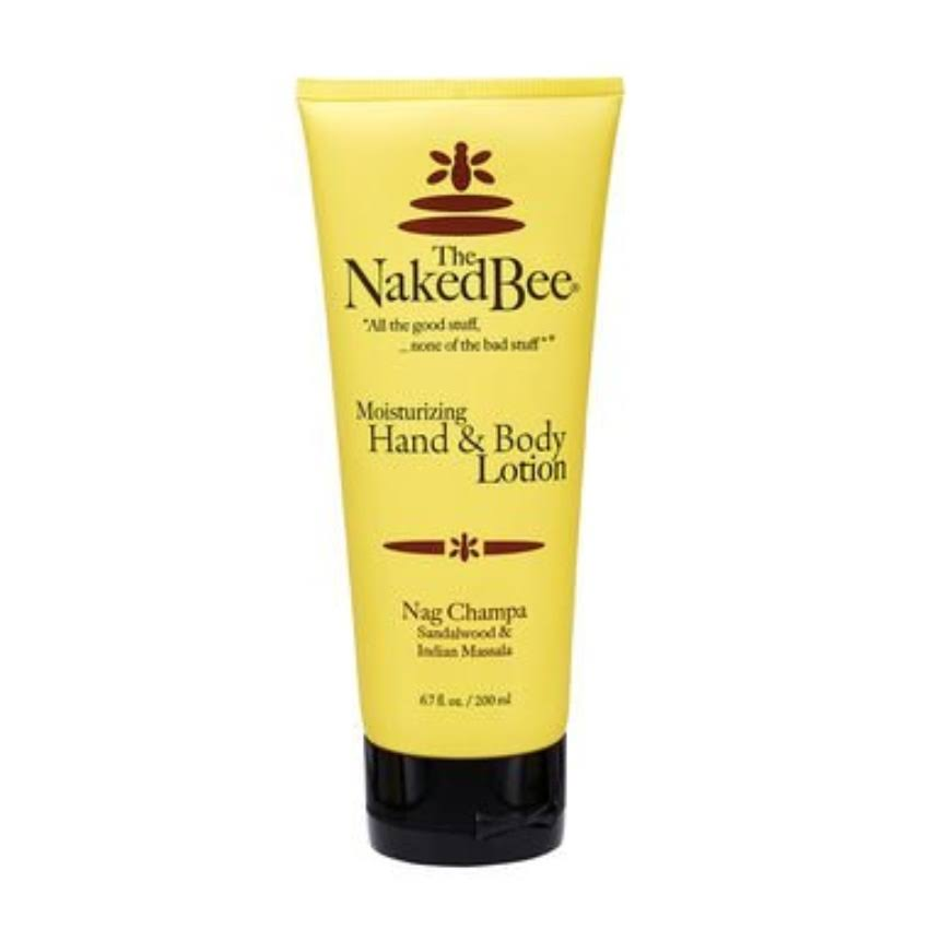 The Naked Bee Moisturizing Hand and Body Lotion - 6.7oz