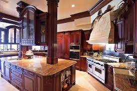 cuisine americaine de luxe cuisine americaine de luxe idées décoration intérieure