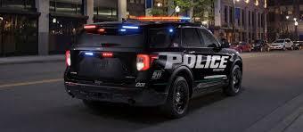 100 Police Truck Tab AllNew 2020 Ford Interceptor Utility Hybrid SUV Coming