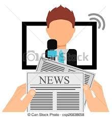 Newspaper Reporter Cliparts 146368