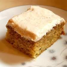dessert a base de compote de pommes recettes contenant du fromage à la crème recettes allrecipes québec