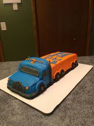 Semi Truck Cake | Cakes/cupcakes | Pinterest | Cake, Semi Truck ... All Betz Off Ups Delivers Birthday Cake Semi Trailers Truck Cakes New Orleans Saints 18 Wheeler Grooms Rose Bakes Semi Truck Cupcakes Google Search Pinterest Optimus Prime Process Awesome Homemade Desserts Cakes And Big Blue Cake Cakecentralcom 100 Edible This And Trucks That Timelapse Youtube